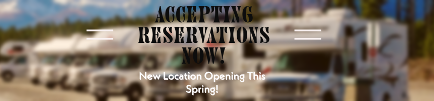 New Location Accepting Reservations